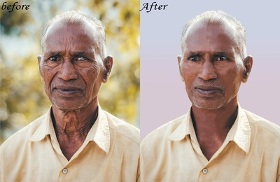 Retouch your photo in one day