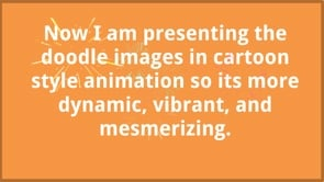 Create amazing 2D Explainer cartoon video with multiple features