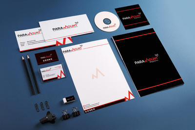 I will create a high end brand identity