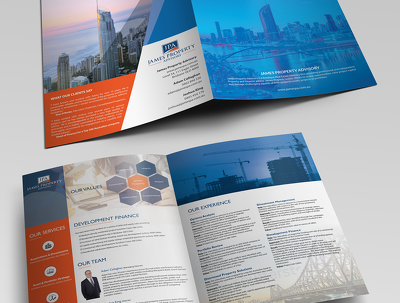 Design A High Quality Brochure