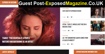 Publish Your a Content DA-50 Exposedmagazine.co.uk – Dofollow