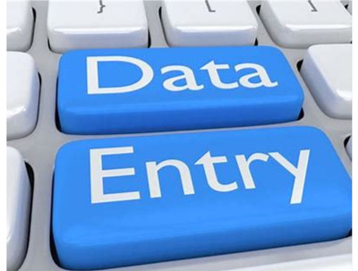 Provides all kinds of data entry for 1 hour