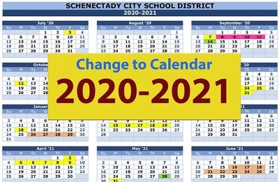Design new year calendar