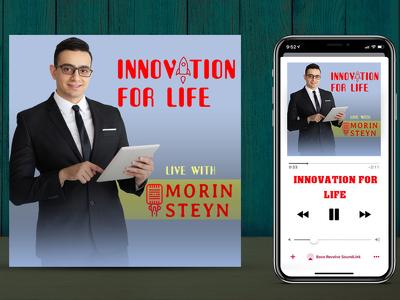 Design Professional Album and Podcast Cover Art