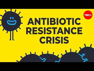 Create engaging contents on the rise in antibiotic resistance