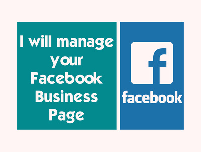 Professionally manage your social media Facebook and Instagram