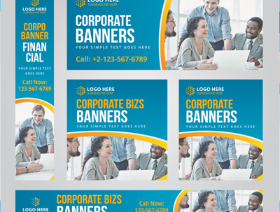Design a professional banner design (Unlimited Revisions)
