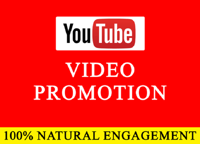 Do viral organic youtube video promotion and marketing