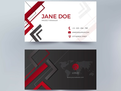 Create business card design from amazing 35 sample