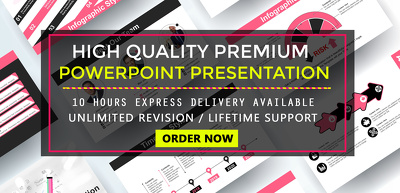 Do any Microsoft PowerPoint, pitch deck and presentation design