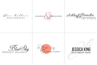 Design your signature logo