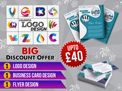 Design Office stationery set for your business