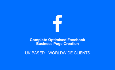 Fully set up your facebook business page from start to finish