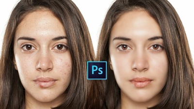 Professional retouching of your image (20 photos)