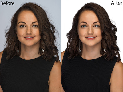 Retouch Your 3 Photos professionally