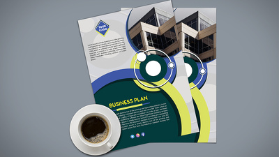 Design flyer/poster/brochure/invitation card for you