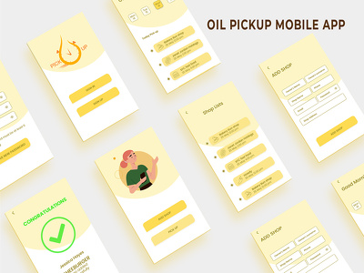 Design an app UI / UX for your iOs or Android app