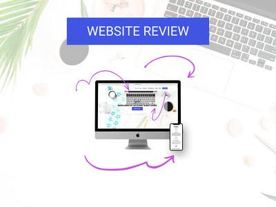 Review your website and give you tips on how to improve it