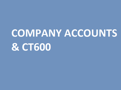 Prepare and submit UK company accounts and CT600