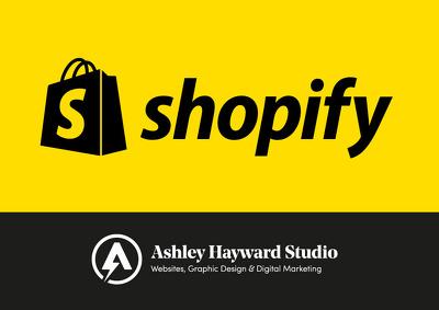 Design and build you a custom Shopify website
