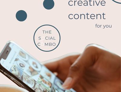 Social Media Management   Content Creation
