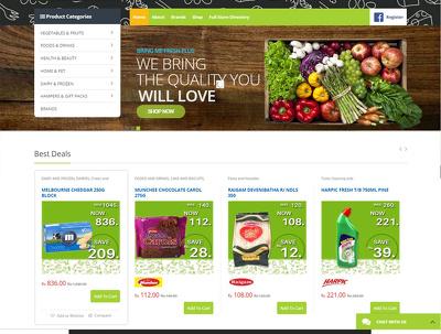 Do ecommerce website from wordpress