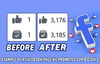 Promote your facebook page organically and professionally
