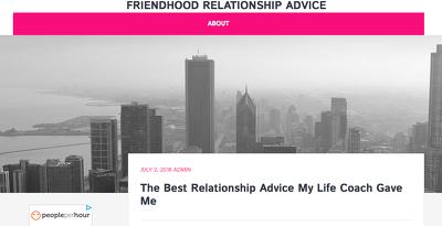 Publish a guest post on Friendhood.net | DA 55