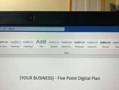 Provide a digital marketing consultation for your brand.