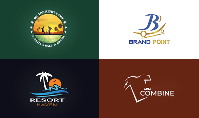Design professional business logo with 7 hours