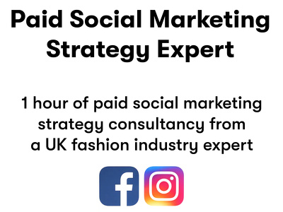 Help build your social media marketing stratergy