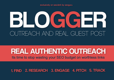 Publish Guest Post on high DA/PA Websites of Your Niche