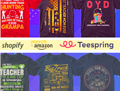 Make an awesome custom t-shirt design for your business