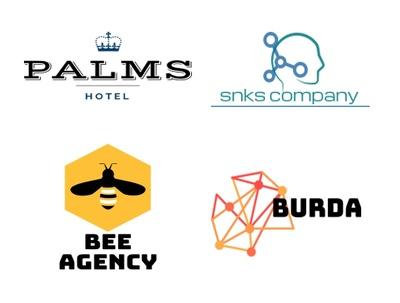 Create modern business logo design