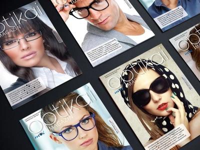 Design 10 pages beautiful magazine layout