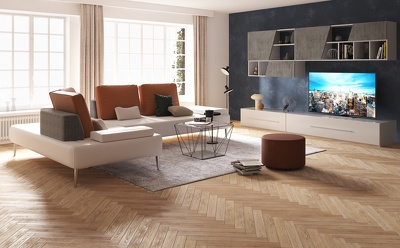 3D Photo-realistic Interior Rendering