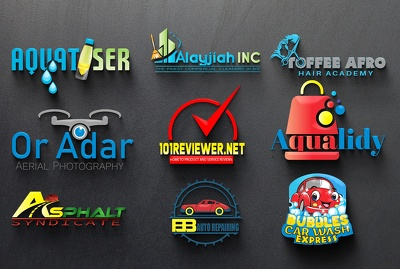 Design a creative minimalist Logo for your brand or business.