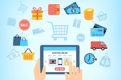 Connect your e-commerce store with 3rd party API's