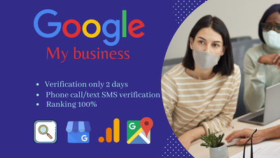 Set up and manage google my business