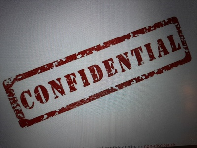 Provide a bespoke non disclosure/confidentiality agreement