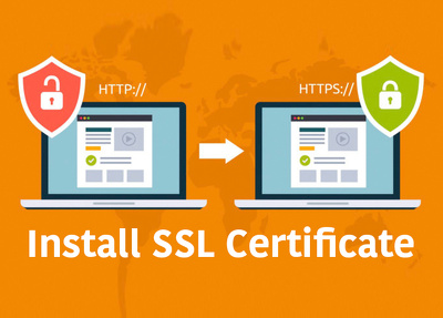 Install SSL Certificate and Redirect http to https via htaccess