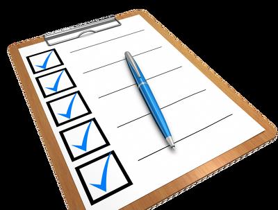 Review, update or create standard operating procedures (SOP)