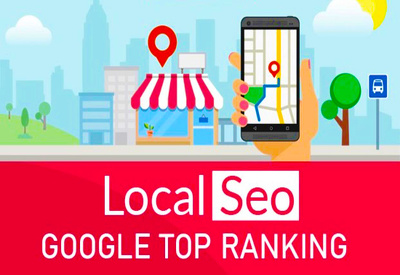 I will do google maps SEO to rank your local business