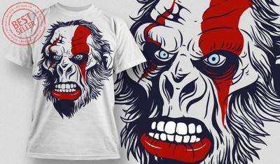 Make creative and awesome custom tshirt design