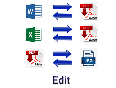 I convert PDF file to Word (50 pages).