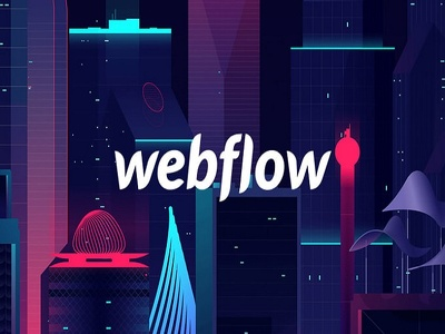 Design a webflow website or convert the mock-up to webflow