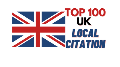 Top 50 UK local citations and directory submission to boost SEO