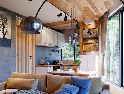Create high quality lifelike interior renders