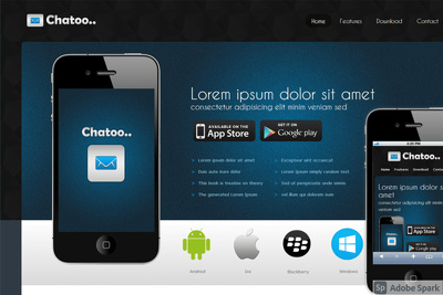 Develop Mobile app version (Android/iOS) of Corporate Website
