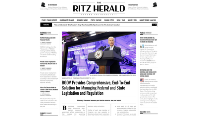 Publish article or interview on RitzHerald.com with Google News
